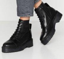 Zign Botas de tobillo negro