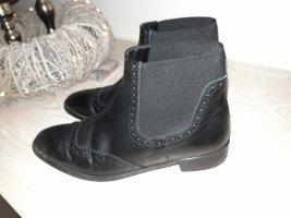 Zign Bottines à enfiler noir