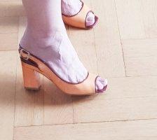 Zinda Lackleder Schuhe Gr 36