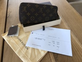 Louis Vuitton Portemonnee bruin