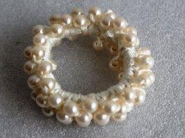 Vintage Bandeau cheveux blanc