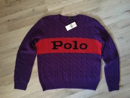 Zopfmuster Pullover Wolle/Kaschmir