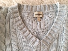 Calvin Klein Jeans Cable Sweater azure wool