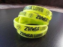Zumba Armband Motivation Fitness tanzen Kautschuk