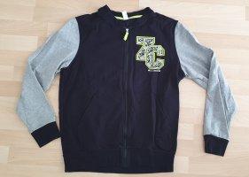 Zumba Fitness Shirt Jacket black-light grey