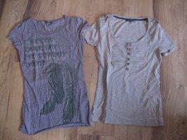 Zwei stylische Shirts von Review