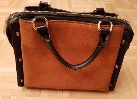 Zweifarbige Tasche von Zara