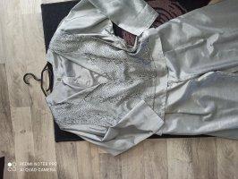 Tailleur pantalone argento