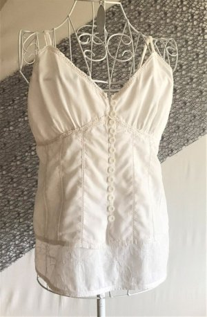 Zabaione Blusa bianco Cotone