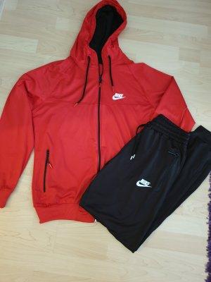 Nike pantalonera negro-rojo