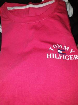 Tommy Hilfiger T-shirt magenta