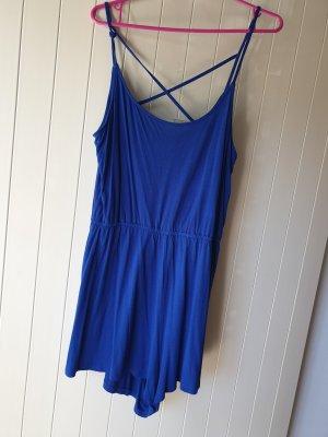 H&M Robe Sweat bleu