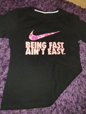 Nike Maglietta sport nero