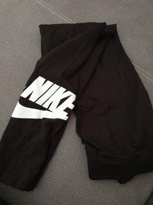 Nike Leggings bianco-nero
