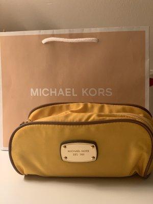 Michael Kors Pochette giallo-oro-marrone