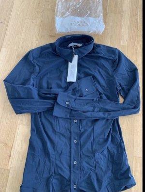0039 Italy Shirt Blouse petrol