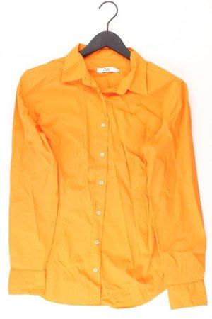 0039 Italy Bluse orange Größe XL