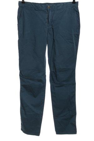 0039 Italy Chinohose blau Casual-Look