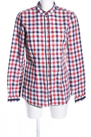 0039 Italy Hemd-Bluse Karomuster Casual-Look
