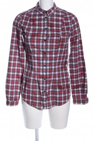 0039 Italy Lumberjack Shirt check pattern casual look