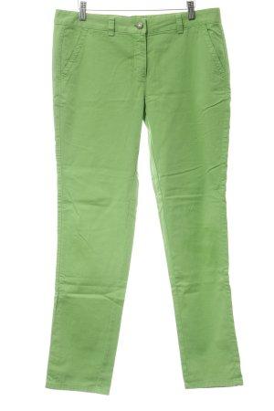 0039 Italy Hüfthose grün Casual-Look