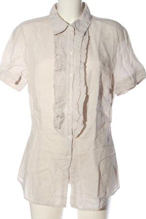 0039 Italy Shirt met korte mouwen turkoois casual uitstraling
