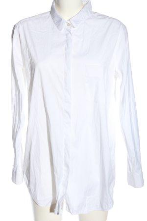 0039 Italy Long Sleeve Shirt white business style