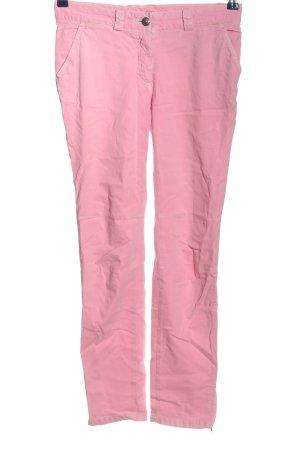 0039 Italy Röhrenhose pink Casual-Look