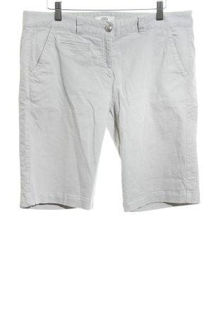 0039 Italy Shorts hellgrau Casual-Look