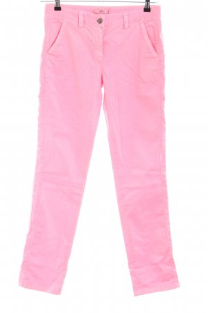 0039 Italy Slim Jeans pink casual look