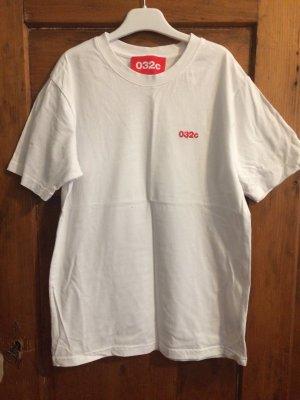 032c Shirt XS Weiß