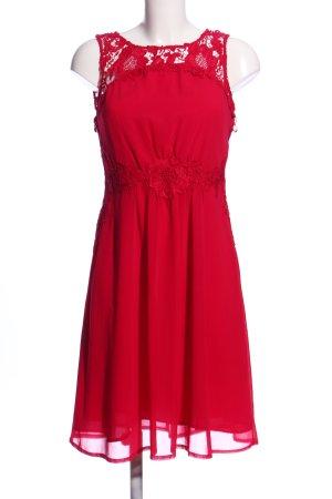1.2.3 Paris Suknia wieczorowa czerwony Elegancki