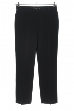 1.2.3 Paris Pantalon de costume noir style d'affaires