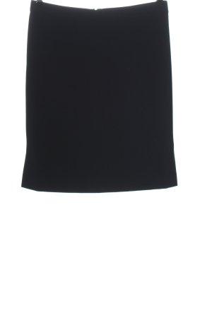 1.2.3 Paris Falda de tubo negro look casual