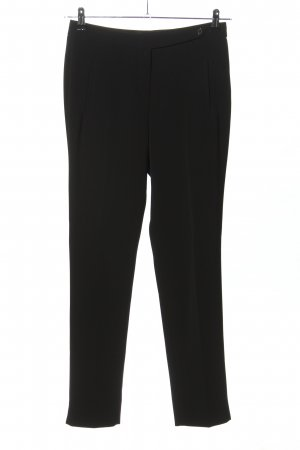 1.2.3 Paris Pleated Trousers black business style