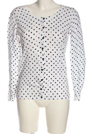 1.2.3 Paris Cardigan spot pattern casual look
