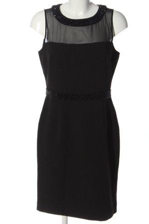 1.2.3 Paris Vestido de cóctel negro look casual