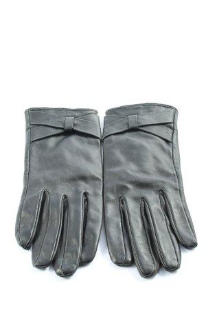 1.2.3 Paris Gloves black casual look