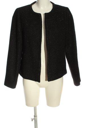1.2.3 Paris Klassischer Blazer zwart zakelijke stijl
