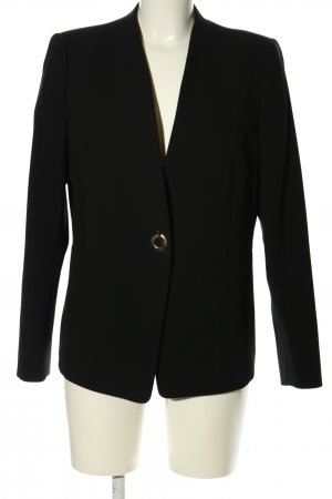 1.2.3 Paris Blazer court noir style d'affaires