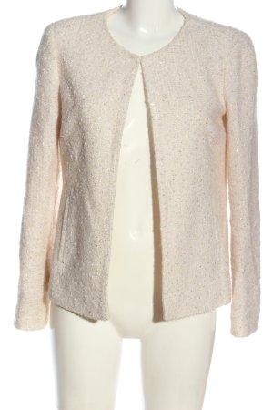1.2.3 Paris Blazer corto blanco puro moteado look casual