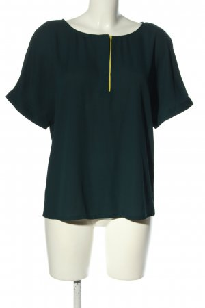 1.2.3 Paris Bluzka z krótkim rękawem khaki W stylu casual