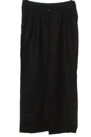 1.2.3 Paris Linnen broek zwart casual uitstraling