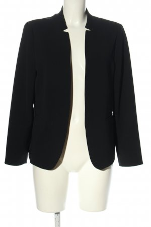 1.2.3 Paris Long-Blazer schwarz Casual-Look