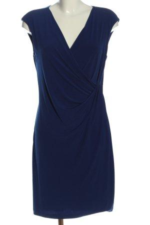 1.2.3 Paris Midi Dress blue casual look