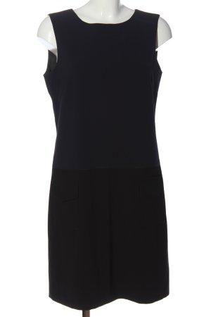 1.2.3 Paris Sukienka mini niebieski-czarny W stylu casual