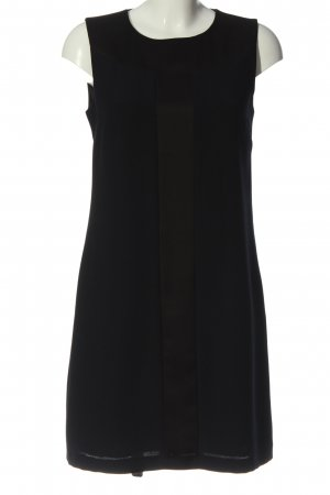 1.2.3 Paris Mini-jurk zwart casual uitstraling