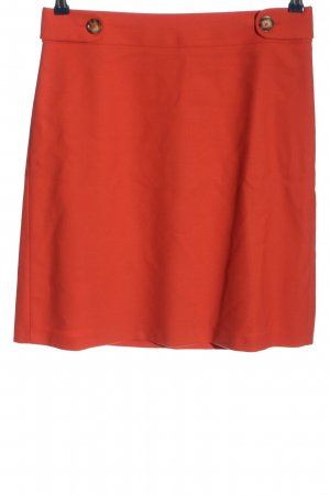 1.2.3 Paris Minifalda rojo look casual