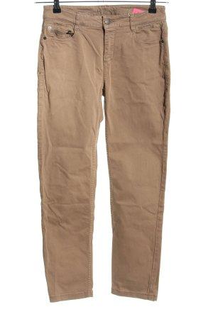1.2.3 Paris Slim Jeans nude Casual-Look