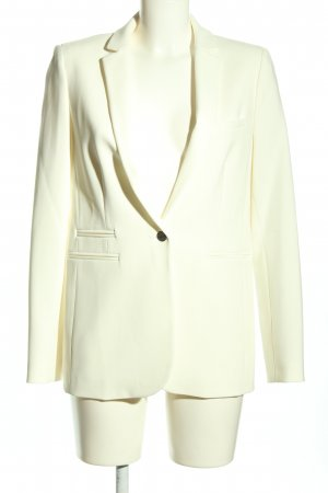 1.2.3 Paris Blazer de esmoquin blanco estilo «business»